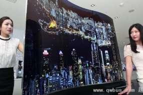 双面电视机:背面也能看电视