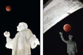 30年不遇! 超级月亮和月全食再度中秋节相逢