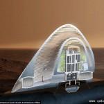 火星冰屋成火星基地理想方案