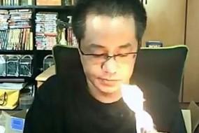 日玩家失手引起火灾被直播  视频突传诡异女子声音