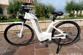 氢动力电动自行车问世 充电5分钟可行驶100公里