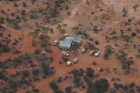 澳洲猎人沙漠迷路靠吃蚂蚁撑6天获救
