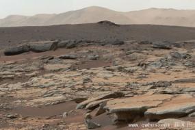 科学家认为火星上曾有持久存在湖泊