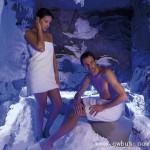 迪拜土豪流行家里造雪 一间房就花180万