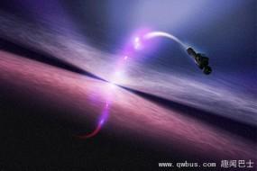 时空隧道虫洞的生成可能与暗物质有关