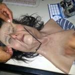 巴西毒贩化妆成老太险些越狱成功