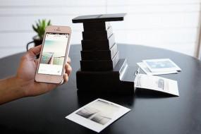 让你的iphone手机一秒变拍立得 随时随地立即成像