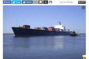 神秘百慕大又爆离奇失踪案 货轮消失只剩一枚救生圈