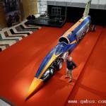 """超音速跑车""""寻血猎犬""""将挑战时速1609公里新纪录"""