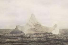 撞沉泰坦尼克号的冰山照片将拍卖