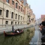 大连现山寨版威尼斯水城 耗资50亿