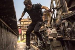 探险者探秘中国城市废弃角落