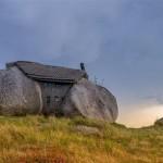 葡萄牙石头屋:感受原始之美
