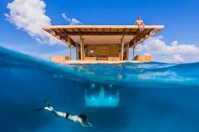 全球奇葩酒店 从北极到海底无所不在