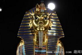 埃及法老墓穴发现密室 可能与埃及美后有关