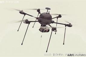 无人机带尾巴可长时间停留在天空