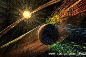 NASA公布火星重大发现 太阳风剥离火星大气
