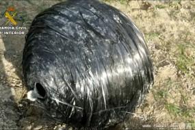 西班牙天降第三颗神秘黑球 居民更加恐慌