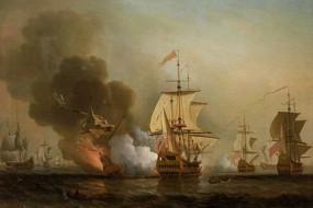 传说中最豪沉船被发现 宝藏价值20亿美金