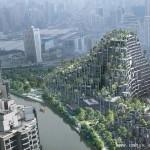 设计师给上海搬来一座山