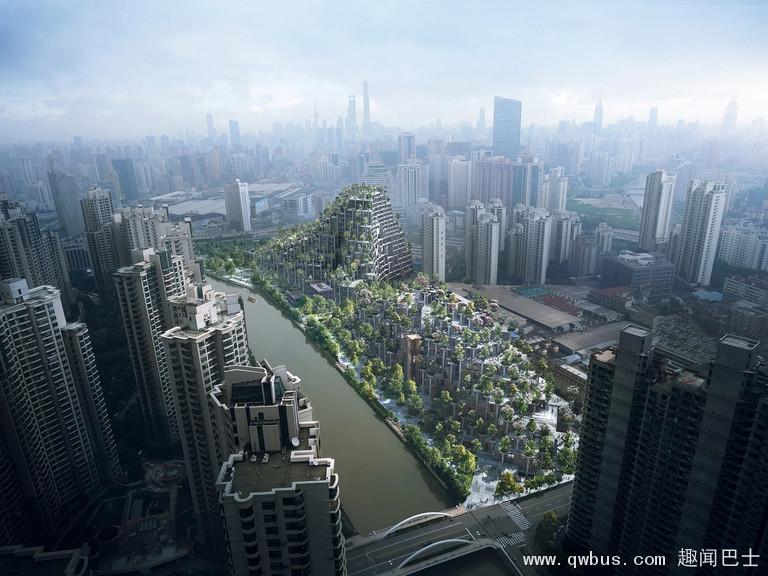 赫斯维克上海设计新项目,这次他想做一座山!