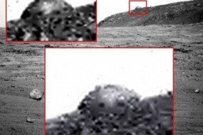 火星上惊现神秘圆形屋顶