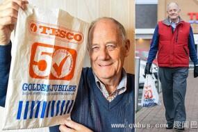 这个超市塑料袋真结实 一用就是三十年