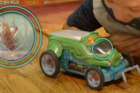熊孩子的酷玩具:养几头蟋蟀去赛车