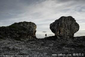 怪异飞石是全球气候变暖的另一个潜在危害
