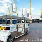伦敦测试无人车送货 欲明年上路