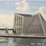 欧洲将建水上豪宅 不占土地能源自给