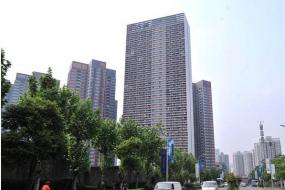 重庆现蜂巢高楼  每户只有20㎡
