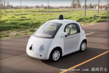谷歌无人驾驶汽车学会应对糟糕天气