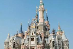 上海迪士尼乐园美景首曝 将于2016年6月16日开园