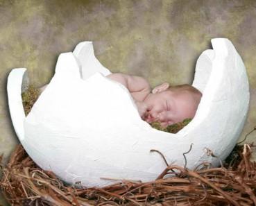 意大利小镇28年来出生第一个新生儿