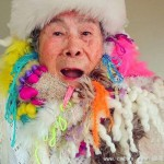 """日本93岁奶奶级""""嫩模""""成网红"""