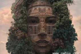 寺庙与歌星炫酷合体  你能认出几个?