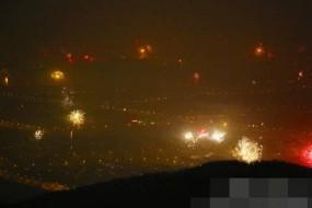除夕夜北京PM2.5一夜飙升10倍 9日起污染将加重