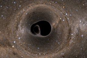 LIGO探测到引力波 证实爱因斯坦相对论预言