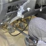 违章残疾司机:高位截瘫 私改离合刹车