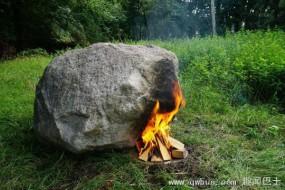 艺术家研发超能力岩石 用火驱动内置WiFi