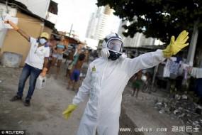 转基因蚊子或系寨卡病毒爆发的元凶