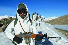 印士兵被埋11米深雪堆一周 靠气穴奇迹生存