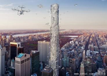 2016摩天大楼大赛 脑洞大开超科幻