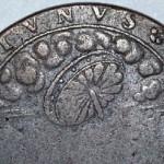 UFO猎人在法国17世纪硬币上发现飞碟