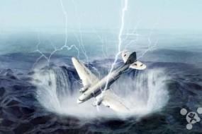 百慕大三角之谜又有新解:甲烷累积爆炸所致