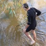 澳洲一家庭穷游一年 打猎采摘充饥