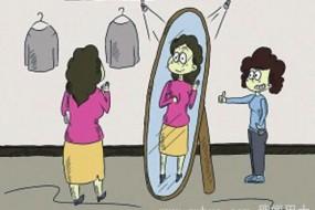 商场试衣镜内存奥妙 把人照的更好看