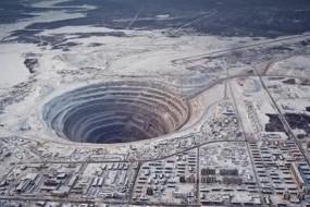 探秘科拉超深钻洞:传说直达地狱的地球最深坑
