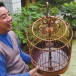 成都巧匠做鸟笼一个卖3万 单价赶上京城豪宅